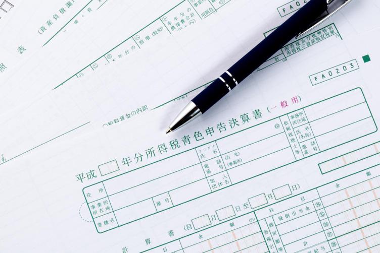 青色申告控除前の所得金額はどう処理すべき?青色申告控除と勘定処理の仕方
