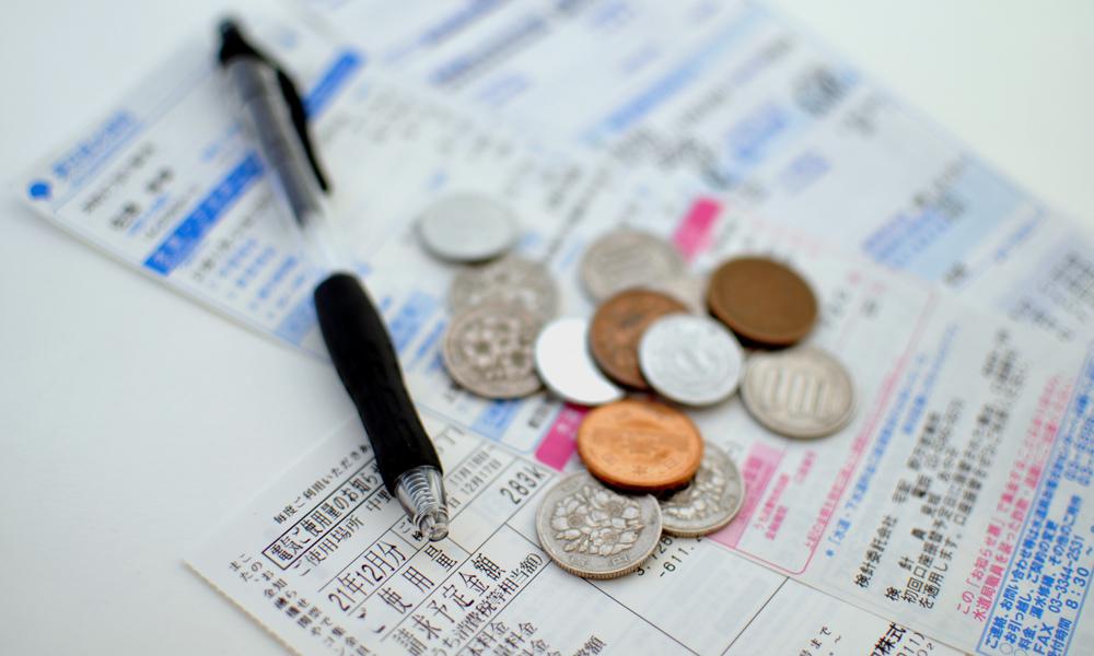 公共料金を経費にする。会計処理方法と注意点