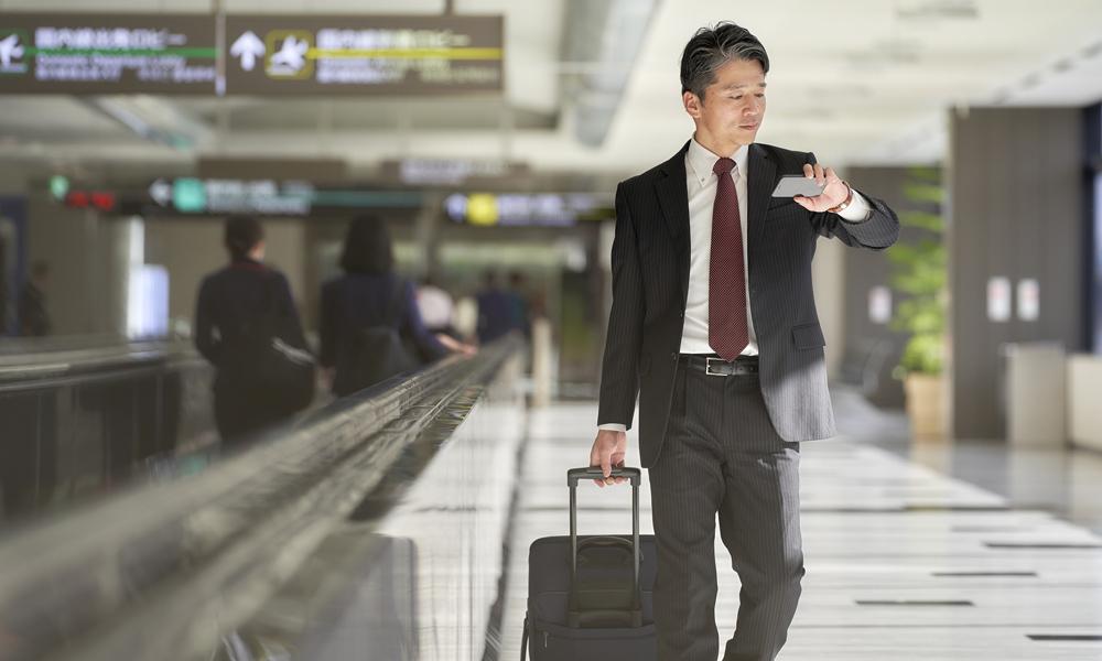 海外出張旅費規程で宿泊費や日当を支給して節税する方法